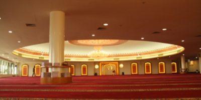 """Delapan Poin ttg """"Sholatnya"""" Muslimah di Masjid"""